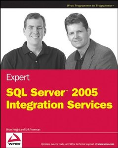 Expert SQL Server 2005 Integration Services-cover