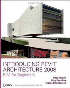 Introducing Revit Architecture 2008 (Paperback)-cover