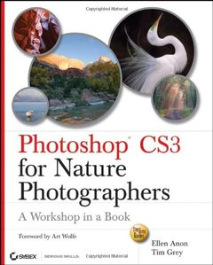 Photoshop CS3 for Nature Photographers: A Workshop in a Book (Paperback)-cover