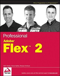 Professional Adobe Flex 2 (Paperback)-cover