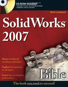 SolidWorks 2007 Bible-cover
