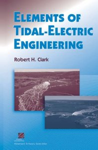 Elements of Tidal-Electric Engineering-cover