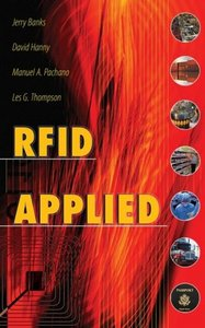 RFID Applied (Hardcover)-cover