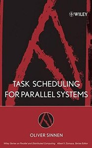 Task Scheduling for Parallel Systems-cover