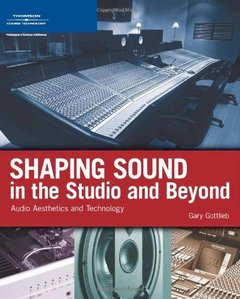 Shaping Sound in the Studio and Beyond: Audio Aesthetics and Technology (Paperback)-cover