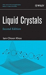 Liquid Crystals, 2/e-cover