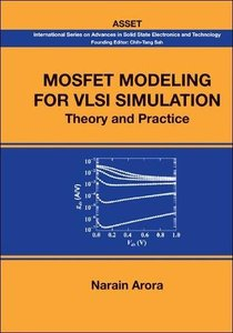 Mosfet Modeling for VLSI Simulation: Theory & Practice (Hardcover)-cover