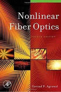 Nonlinear Fiber Optics, 4/e-cover