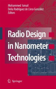 Radio Design in Nanometer Technologies-cover