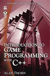 Introduction to Game Programming with C++ (Paperback)-cover