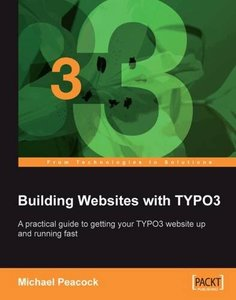 Building Websites with TYPO3-cover