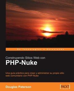 Construyendo sitios web con PHP-Nuke (Paperback)-cover