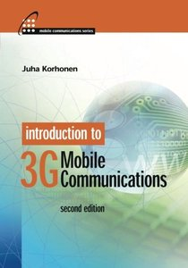 Introduction to 3G Mobile Communications, 2/e-cover