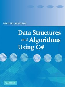Data Structures and Algorithms Using C# (平裝)-cover