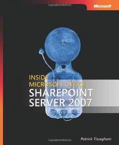 Inside Microsoft Office SharePoint Server 2007 (Paperback)-cover