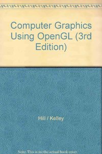 Computer Graphics Using OpenGL, 3/e (IE-Paperback)-cover