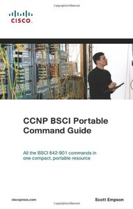 CCNP BSCI Portable Command Guide-cover