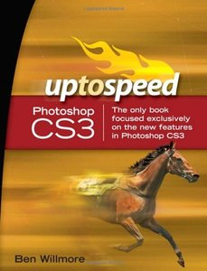 Adobe Photoshop CS3 : Up to Speed (Paperback)-cover