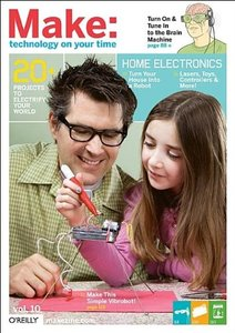 MAKE: Technology on Your Time Volume 10-cover