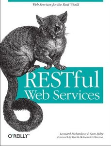 RESTful Web Services (Paperback)-cover
