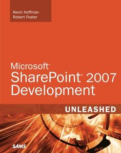 Microsoft SharePoint 2007 Development Unleashed (Paperback)-cover