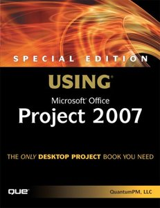 Special Edition Using Microsoft Office Project 2007 (Paperback)-cover