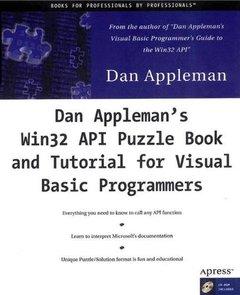 Dan Appleman's Win32 API Puzzle Book and Tutorial for Visual Basic Programmers-cover