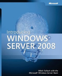 Introducing Windows Server 2008 (Papeback)-cover