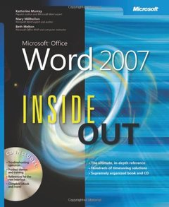Microsoft  Office Word 2007 Inside Out-cover