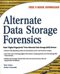 Alternate Data Storage Forensics-cover
