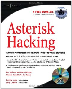 Asterisk Hacking (Paperback)-cover
