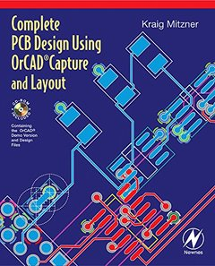 Complete PCB Design Using OrCad Capture and Layout-cover