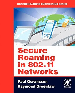 Secure Roaming in 802.11 Networks (Paperback)-cover
