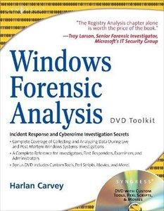 Windows Forensic Analysis DVD Toolkit (Paperback)-cover
