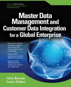 Master Data Management and Customer Data Integration for a Global Enterprise-cover