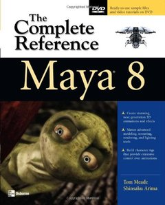 Maya 8 : The Complete Reference (Paperback)-cover