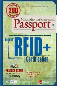 Mike Meyers' Comptia RFID+ Certification Passport-cover