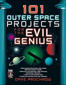 101 Outer Space Projects for the Evil Genius-cover