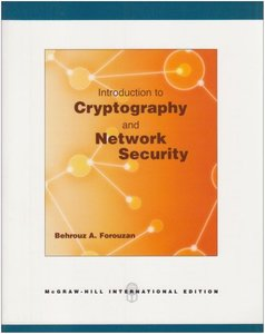 Cryptography and Network Security (IE-Paperback)-cover