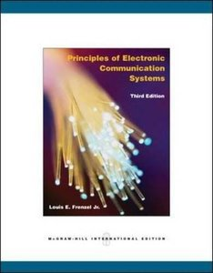 Principles of Electronic Communication Systems, 3/e (IE-Paperback)-cover