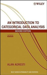 An Introduction to Categorical Data Analysis, 2/e (Hardcover)-cover
