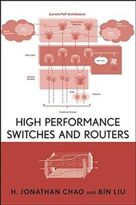 High Performance Switches and Routers (Hardcover)-cover