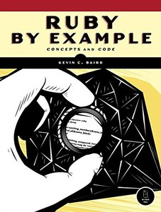 Ruby by Example: Concepts and Code (Paperback)-cover