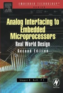 Analog Interfacing to Embedded Microprocessor Systems, 2/e-cover