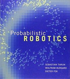 Probabilistic Robotics (Hardcover)-cover
