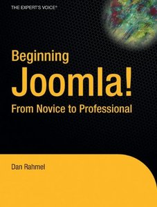 Beginning Joomla!: From Novice to Professional-cover