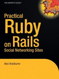 Practical Rails Social Networking Sites-cover