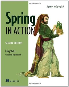 Spring in Action, 2/e (Paperback)-cover