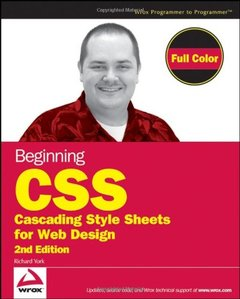 Beginning CSS: Cascading Style Sheets for Web Design, 2/e (Paperback)-cover
