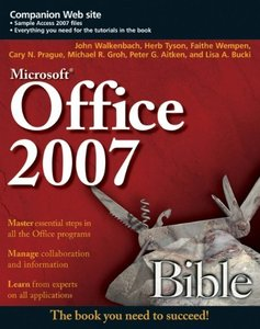 Office 2007 Bible (Paperback)-cover